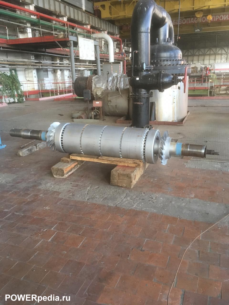 Фото ротора электродвигателя 4АЗМ