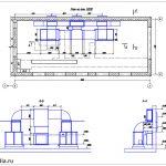 Вентиляция компрессорной установки