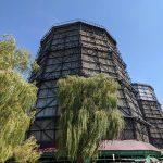 Характеристики башенной градирни