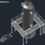 Автоматизация установки очистки газа