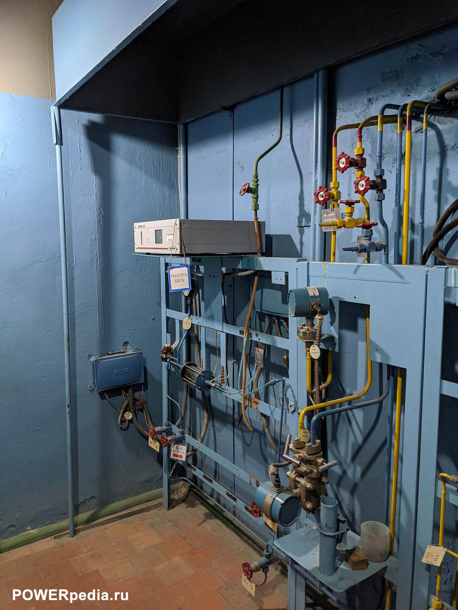Автоматизация электролизной